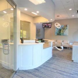 apollo dental ballantyne reception view