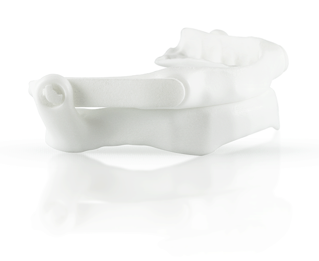 dental mouthpiece for sleep apnea